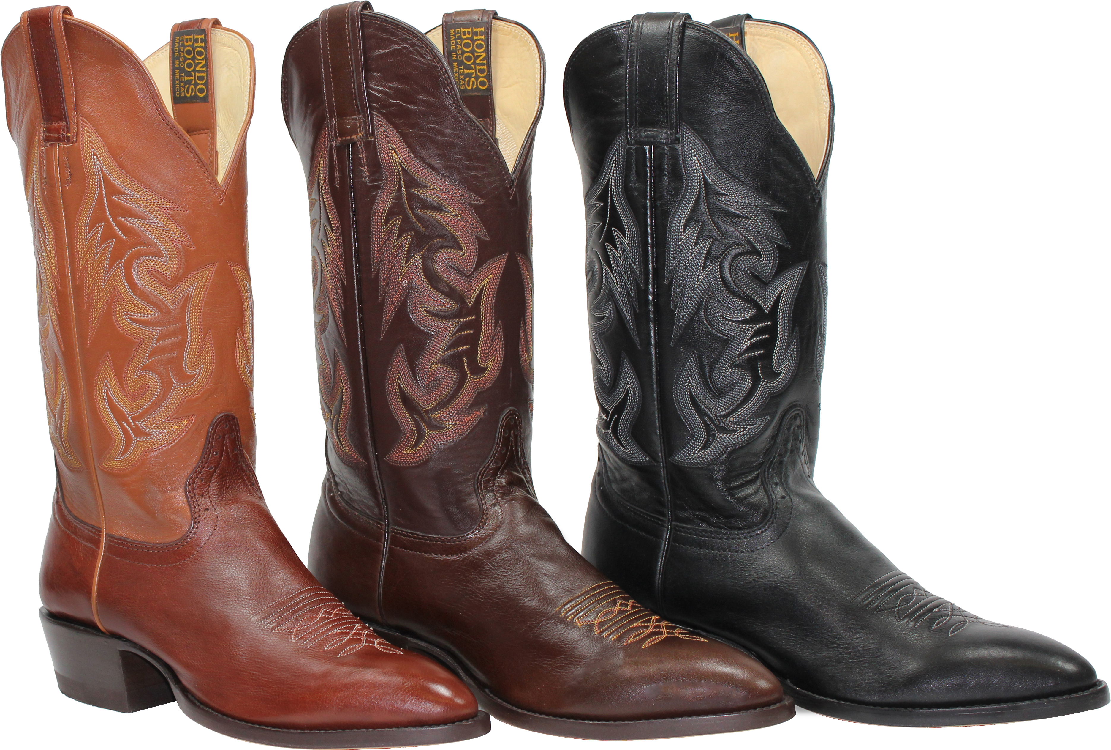 607fec5ee2f Our boot collection – HONDO BOOTS